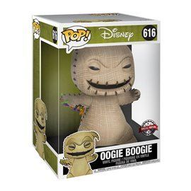 Funko Pop! Oogie Boogie - Super Sized 10' - Disney Figura 25cm
