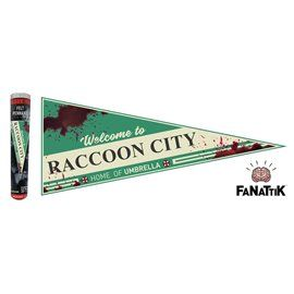 Pendón Welcome To Raccoon City - Resident Evil