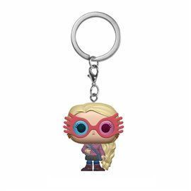 Funko Pop! - Llavero Luna Lovegood - Harry Potter