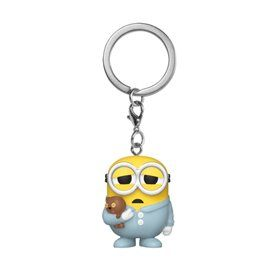 Funko Pop! - Llavero Pajama Bob - Minions 2 The Rise of Gru