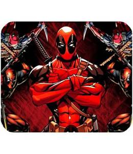 Alfombrilla Deadpool Masacre Marvel