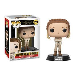 Funko Pop! - Liutenant Connix - Star Wars: The Rise of Skywalker Figura 10 cm
