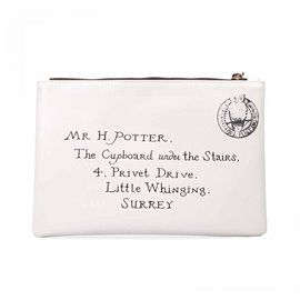 Bolso Carta Hogwarts - Harry Potter