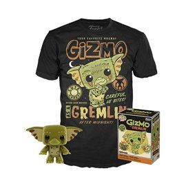 Funko Pop! & Tee - Gizmo - Gremlins - Exclusive 10cm