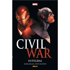 Civil War - Marvel Integral