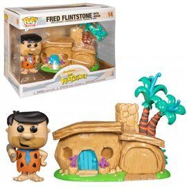 Funko Pop! Town - Fred Flinstone with House