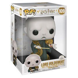 Funko Pop! - Lord Voldemort - Harry Potter Super Sized 10