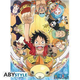 """Poster One Piece - """"New World"""""""