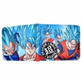 Cartera Dragon Ball Super