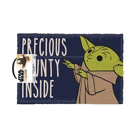 Alfombra Felpudo Precious Bounty Inside - The Child - Star Wars The Mandalorian