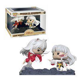 Funko Pop! Inuyasha vs Sesshomaru - Inuyasha - Anime Moment