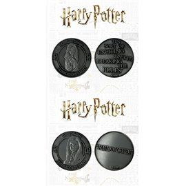 Pack 2 Monedas Hermione & Ginny - Edición Limitada Harry Potter