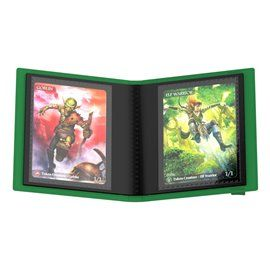 Ultimate Guard Flexxfolio 20 - 2-Pocket - Verde