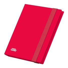 Ultimate Guard Flexxfolio 20 - 2-Pocket - Rojo