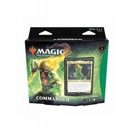 Magic The Gathering Commander - El Resurgir de Zendikar Castellano