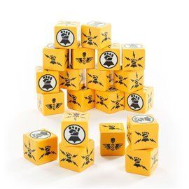 Dados Imperial Fists