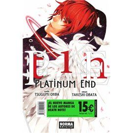 Pack de Iniciación Platinum End