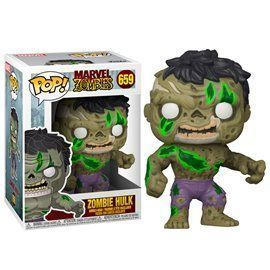 Funko Pop! Zombie Hulk - Marvel