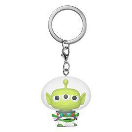 Funko Pop! Llavero Alien as Buzz Lightyear - Disney