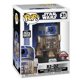 Funko Pop! - R2-D2 Dagobah - Star Wars Special Edition