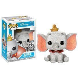 Funko Pop! - Dumbo - Diamond Special Edition - Disney Figura 10cm