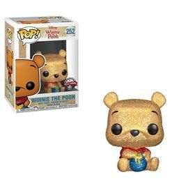 Funko Pop! - Winnieh The Pooh - Diamond Special Edition - Disney Figura 10cm