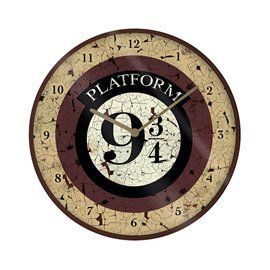 Reloj de Pared Platform 9 & 3/4 - Harry Potter