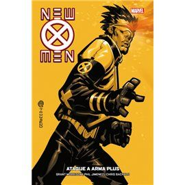 New X-Men 5 de 7 - Ataque a Arma Plus