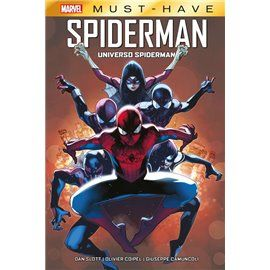 Marvel Must-Have - Spiderman: Universo Spiderman