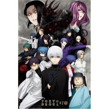 Maxi Poster Tokyo Ghoul: RE