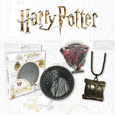 Pack Regalo Coleccionista - Edición Limitada Harry Potter