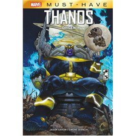 Marvel Must-Have - Thanos: Origen