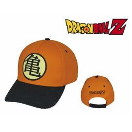 Gorra Dragon Ball Naranja