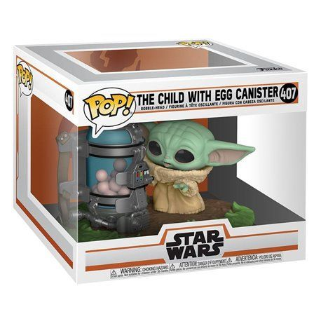 Funko Pop! The Child with Egg Canister - Star Wars The Mandalorian
