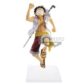 Banpresto Monkey D. Luffy Marine - One Piece