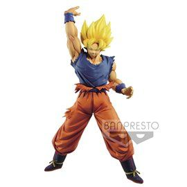 Banpresto Maximatic Dragon Ball Super Saiyan Goku 25 cm