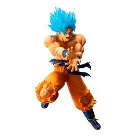 Figura Ichibansho Dragon Ball Super Saiyan Blue Goku