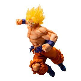 Figura Ichibansho Dragon Ball Super Saiyan Goku