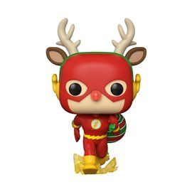 Funko Pop! - The Flash Holiday - DC Figura 10cm