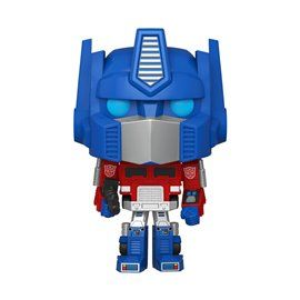 Funko Pop! Optimus Prime - Transformers Figura 10cm
