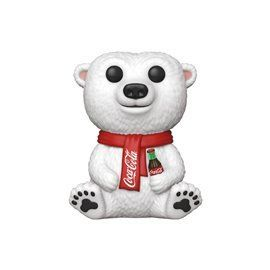 Funko Pop! - Coca-Cola Polar Bear - Figura