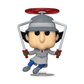 Funko Pop! - Inspector Gadget (Flying)