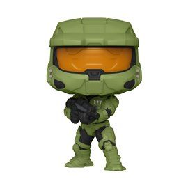 Funko Pop! Master Chief with MA40 Assault Rifle Figura 10cm