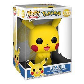 Funko Pop! Pikachu Super Sized 10' - Figura 25cm