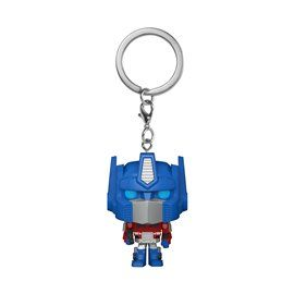 Funko Pop! Llavero Optimus Prime - Transformers