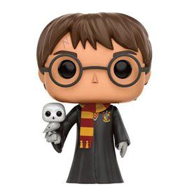 Funko Pop! - Harry Potter with Hedwig - Harry Potter