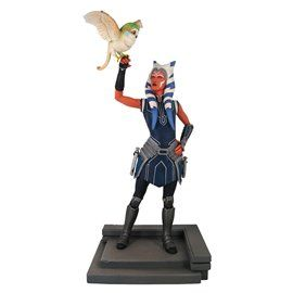 Figura Ahsoka Tano - Star Wars Gentle Giant 1/7