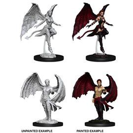 Succubus and Incubus - Miniatura Dungeons and Dragons