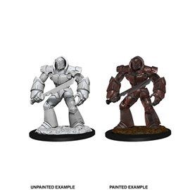 Iron Golem - Miniatura Dungeons and Dragons