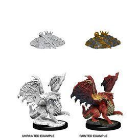 Red Dragon Wyrmling - Miniatura Dungeons and Dragons